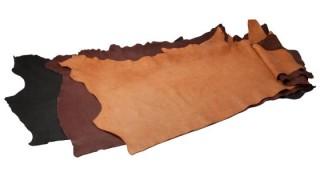 レザークラフト初心者が知るべき革材料の買い方|半裁で販売されている革