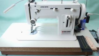 レザークラフト用の革も縫えるミシンの選び方