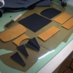 有料型紙でロングウォレットを作ってみました|製作工程をご紹介