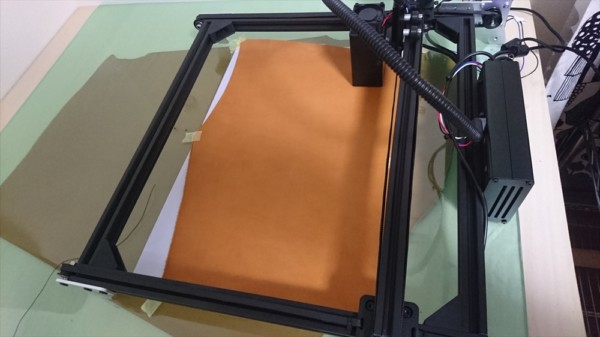 レザークラフトでレーザー加工機を利用 革の切り抜き (5)