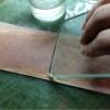 レザークラフトの基本技法3~コバ・床面磨きの方法とコツ