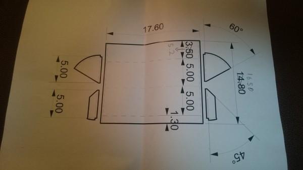 レザークラフト作品_ペンケース型紙