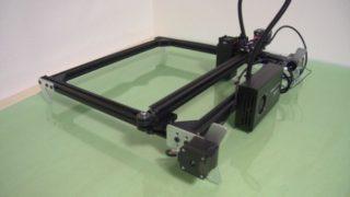 個人向けレーザー加工機があれば革への焼印も簡単すぎる!