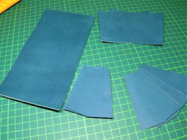 L字ファスナーの小型財布|レザークラフト (1)