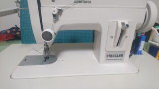 和乃革モデル工業用ミシンが届きました!軽くレビュー紹介