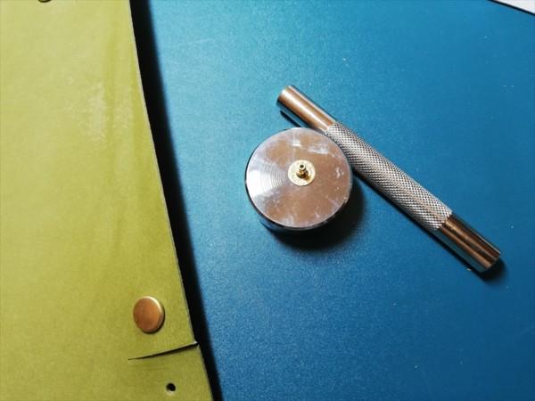 レザークラフト無料ダウンロード型紙革のトレーの作り方-8